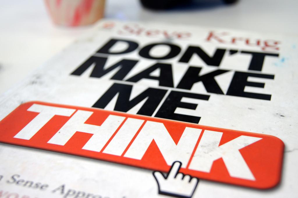 Steve krug marketing boek